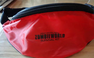 ZombieWorld Survivial Fanny Pack (empty)