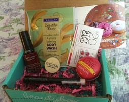Entire Beauty Box 5 - February 2015