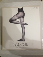 Wade & Belle Polka Dot Tights- OS