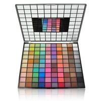 100 Piece Eyeshadow Palette