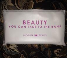 Blogger Beauty Box Make-Up Bag