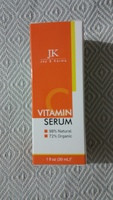 Joy and Karma Vitamin C serum full size