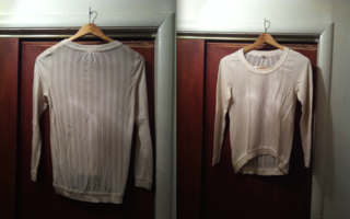 Puella lace sweater