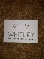 Whitley Designs Stud Earrings
