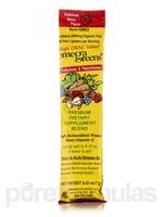 Heartland Natural Omega Greens Berry Flavor Supplement Powder