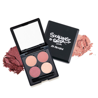 Soothing Sista XO Memebox #Eyelove Eyeshadow Quad
