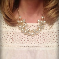 Adeline Pearl Necklace - Your Bijoux Box