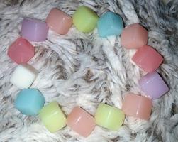 Pastel Candy-Colored Bracelet