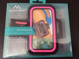 Merkury Motion Armband w/Key Pocket