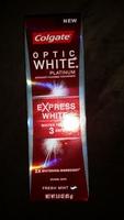 Colgate Optic White Platinum- Fresh Mint