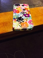 Speck Floral IPhone 5s case