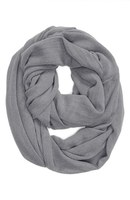 Accessory St. New York Gray Infinity Scarf