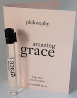 Philosophy Amazing Grace Perfume Vial