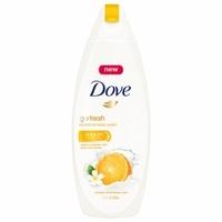 Dove Go Fresh Revitalize Body Wash -- Mandarin and Tiare Flower Scent