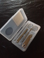 High Shine Club Manicure Set