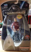 Scotty - Star Trek Warp Collection - Action Figure