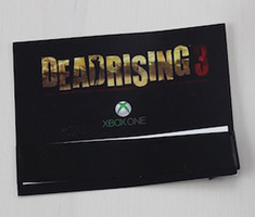 Deadrising 3 for XBox One Code