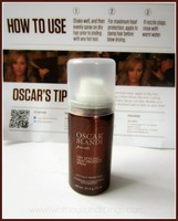 Oscar Blandi Dry Styling heat protect spray