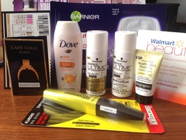 Complete Walmart Spring Beauty Box