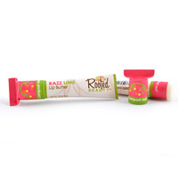 Rooted Beauty Razz Lime Lip Butter