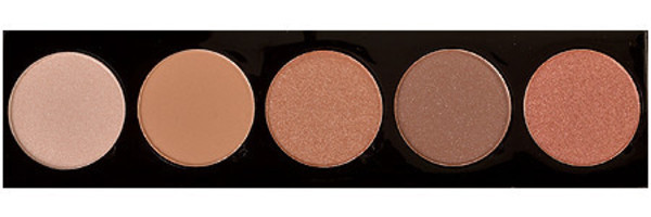 Starlooks 5 Shade Shadow Palette - Morocco