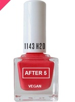 """1143H2O vegan water based polish in """"After Five"""""""