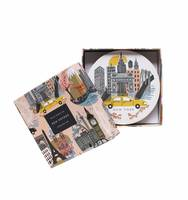 Rifle Paper Co. Cities Coaster Set