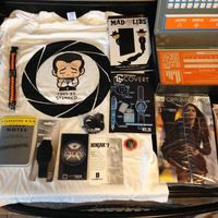 """Entire March 2015 Loot Crate """"Covert"""" Theme"""