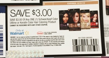 $3.00 Off Schwarzkopf Ultime or Keratin Hair Color