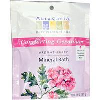 Aura Cascia Comforting Geranium Mineral Bath