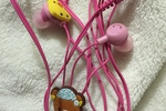 Rilakkuma Headphones (missing one duck)