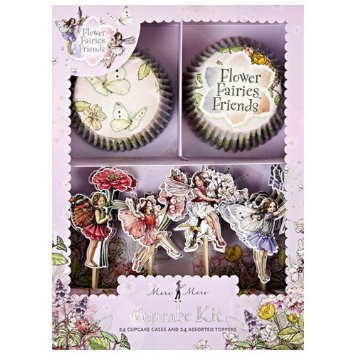 Meri Meri Flower Fairies Cupcake Kit