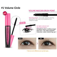 Tony Moly Circle Lens Mascara-01 Volumizing