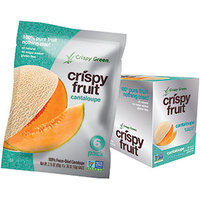Crispy green crispy fruit-cantaloupe