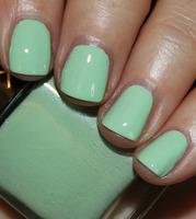 LVX nail lacquer - Mynt