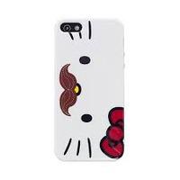 Hello Kitty Moustache iPhone 5 Case