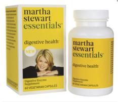 Martha Stewart Essentials Digestive Health 60 Veg Caps