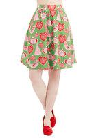See You Festoon Skirt