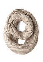 Modcloth Outdoor Movie Knit Circle Scarf