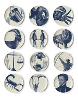 Thomas Paul Zodiac Coaster