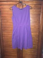 Esley Purple Dress