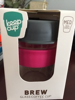 Keep Cup Resuable Glass Cup