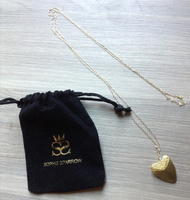 Sophie Sparrow Shark Tooth Necklace