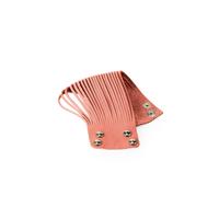 Ripauste by Paul Stephan Rose Leather Bracelet