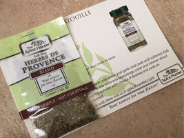 The Spice Hunter Salt Free Herbes De Provence Blend