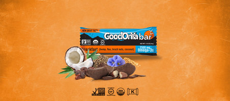 GoodOnYa Breakfast Bar