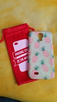 pineapple phone case for Samsung Galaxy S4