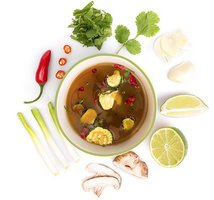 Thai Tom Yum Broth - Graze
