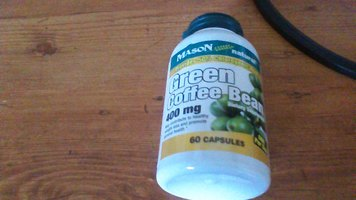 mason naturals green coffee bean 400 mg dietary supplement 60 capsules