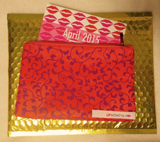 April 2015 Lip Monthly Bag (bag only)